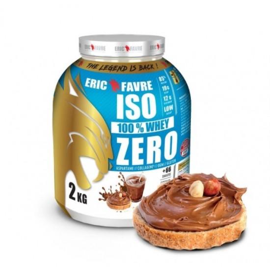 Eric Favre Iso Zero 100% Whey Protein 2 KG Çikolata Aromalı