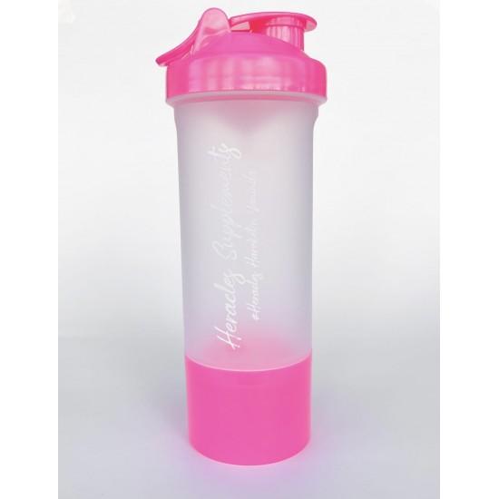 Heracles Pink Smart Shaker 400 mL