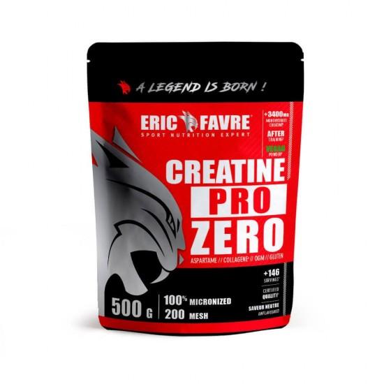 Eric Favre Kreatin Pro Zero 500 Gr.