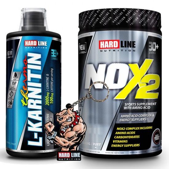 Hardline Nutrition Performans Kombinasyonu