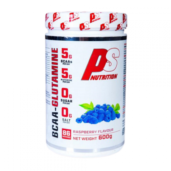 PS Nutrition BCAA Glutamine 600 Gr